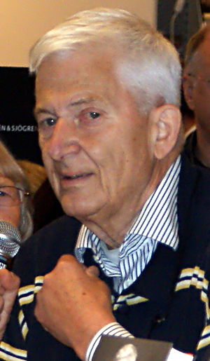 Per Olov Enquist - Per Olov Enquist in 2008
