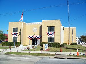 Port St. Joe, Florida - City Hall