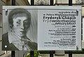Pałac Młodziejowskiego tablica Fryderyk Chopin 2019.jpg
