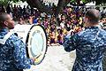 Pacific Partnership holds concert in Bairiki Square 150603-N-HY254-181.jpg