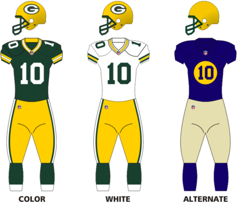 Packers 13uniform