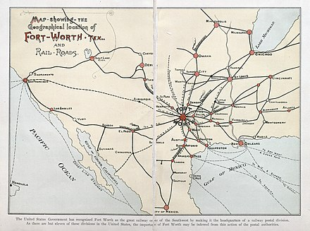 Fort Worth, Texas - Wikiwand