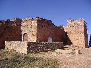 "Castle of Paderne building in ""Paderne,  Albufeira"",Faro District, Portugal"