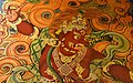 Painting in the chapel housing the burial chorten of the 10th Panchen Lama, Tashilhunpo Monastery, Shigatse, Tibet (14).jpg