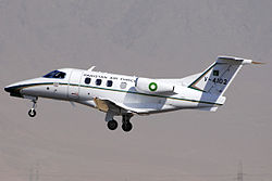 Pakistan Air Force Embraer EMB-500 Phenom 100 Asuspine-1.jpg