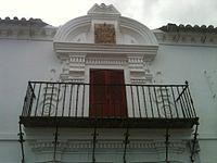 Palacio de los condes de Fernán Núñez (detalle).JPG