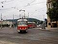 Palackého náměstí, Tatra T3M.jpg
