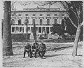 Palais royal - Les soldats grecs (12-13 mars 1916) - Corfou (anciennement) ; Kerkira (actuellement) - Médiathèque de l'architecture et du patrimoine - APOR045267.jpg
