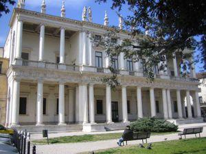 Palazzo Chiericati by Palladio.