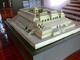 Maya architecture - Palenque, Palace