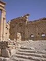 Palmyra (Tadmor), Baal Tempel (37989286434).jpg