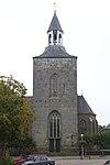 foto van Onvoltooide Bentheimerstenen toren