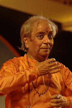 Birju Maharaj - Image: Pandit Birju Maharaj