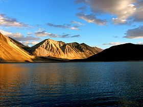 Image illustrative de l'article Pangong Tso