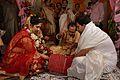 Pani Grahan - Bengali Hindu Wedding - Howrah 2015-12-06 7724.JPG