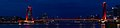 Panorama of Willemsbrug in Rotterdam at night.jpg