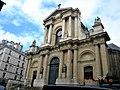 Paris, France. Eglise Saint Rock. (PA00085798). Facade.jpg