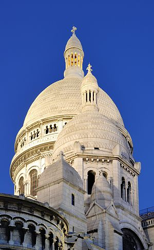 Dome of Sacré-Cœur, Paris