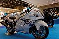 Paris - Salon de la moto 2011 - Suzuki - Hayabusa - 002.jpg