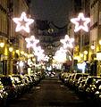 Рождественский праздник в Париже