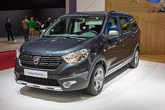 Dacia Lodgy - Lodgy Stepway