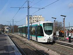 UrbanRail.Net > Europe > France > Paris Tram