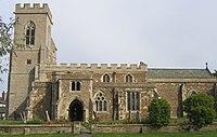 Parish church, Dunton, Beds - geograph.org.uk - 50179.jpg