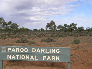 Paroo-Darling National Park Protected area in New South Wales, Australia