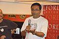 Partha Sarathi Banerjee - Interactive Session - Wikilearnopedia - Oxford Bookstore - Kolkata 2015-08-23 3696.JPG