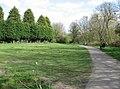 Path to Trumpington Road - geograph.org.uk - 782910.jpg