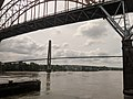 Pattullo Bridge seen from Amtrak Cascades train.jpg