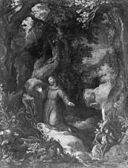 Paul Bril - Saint Francis of Assisi Receiving the Stigmata - Walters 37783.jpg