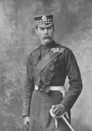 Paul Methuen, 3rd Baron Methuen - Lord Methuen, circa 1902.