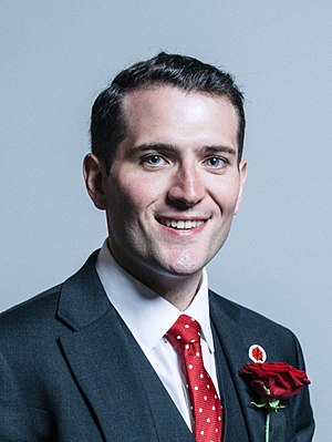 Paul Sweeney - Image: Paul Sweeney MP official photo 2017