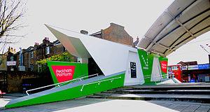 Peckham Platform - Image: Peckham Platform small