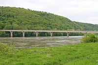 Pennsylvania Route 487 bridge over the Susquehanna River.JPG