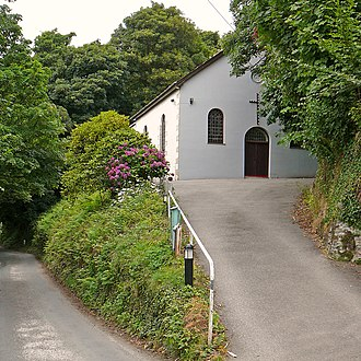 Feock, Cornwall - Image: Penpol Chapel