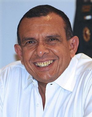 Honduran general election, 2009 - Image: Pepe Lobo 2010 01 27