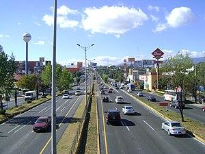 Periferico en Ciudad Satélite, Naucalpan, Edomex