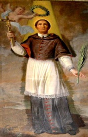 Pedro de Arbués - Depiction.