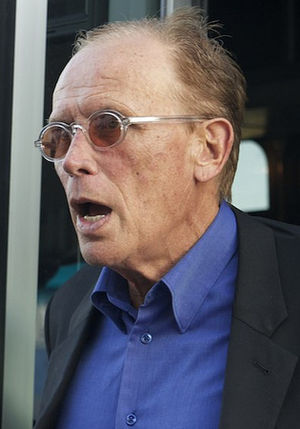 Peter Weller - Weller at the Texas Theater in Dallas, Texas, in 2012