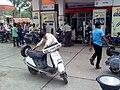 Petrol pump, Nagpur, India.jpg
