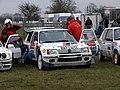 Peugeot 205 Turbo 16 - Race Retro 2008 05.jpg
