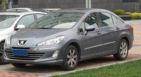 Peugeot 408 — Wikipédia