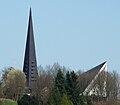 Pfarrkirche Christus der König Ruhstorf an der Rott.JPG
