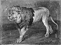 Philipp Ferdinand de Hamilton - A Lion in a Landscape - KMSsp328 - Statens Museum for Kunst.jpg