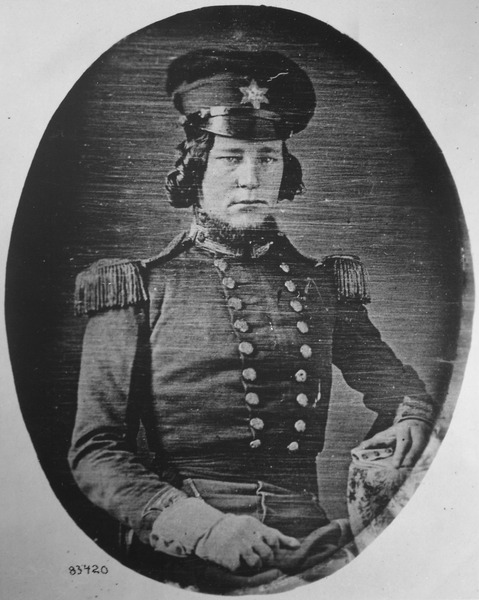 File:Photograph of Bezaleel W. Armstrong, ca. 1846 - NARA - 530873.tif
