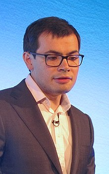 PhotonQ-Demis Hassabis on Artificial Playful Intelligence (15366514658) (2) (cropped to Demis Hassabis).jpg