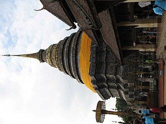 Lampang Province - Phra That Lampang Luang, Ko Kha District