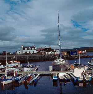 Aith - Image: Pic Aith Marina